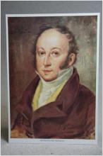 Ackermanns Sammlerband nr. 2 Musikerporträts - Gioacchino Rossini -  ( Kommer från ett äldre kortlager )
