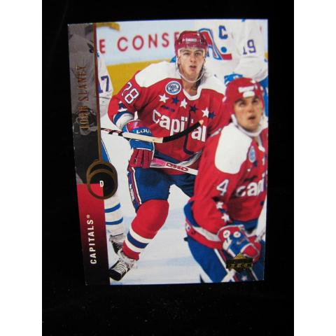 Upper Deck - 1994 - John Slaney Washington Capitals