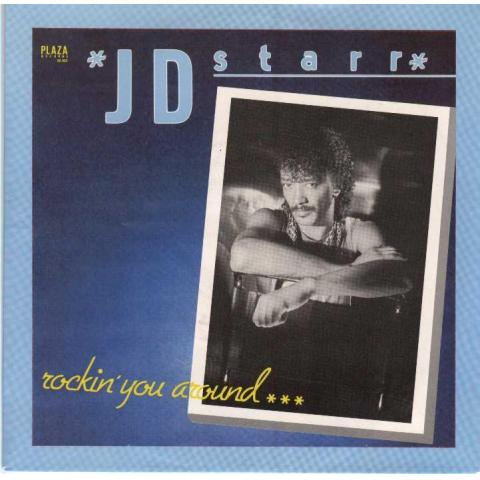 J.D. Starr - Rockin you around (single)