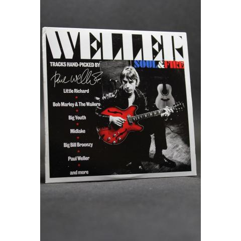 Weller: soul and fire