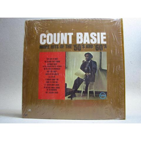 LP - Count Basie - More Hits of the 50s and 60s 1963