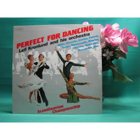 Perfect for Dancing - Leif Kronlund and his orchestra 1981