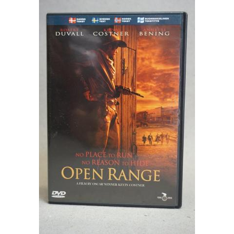 DVD Film - Open Range - Actiondrama/Western