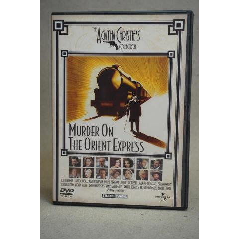 DVD Film - Murder on the Orient Express - The Agatha Christie's Collection 1974