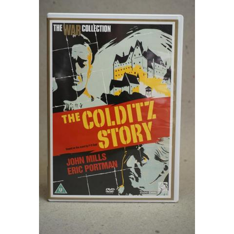 DVD Film - The Colditz Story - The War Collection