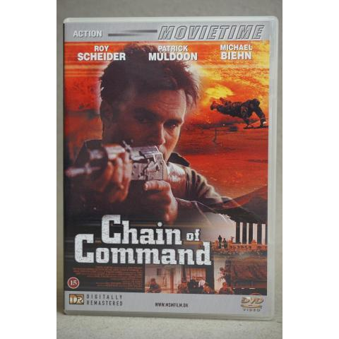 DVD Film - Chain of Command - Action - Roy Scheridan m.fl.