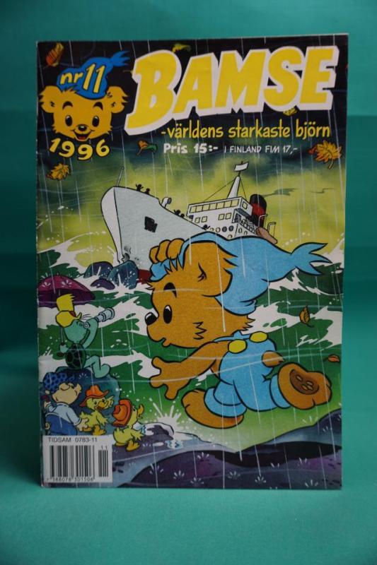 Bamse - Nr: 11 - 1996